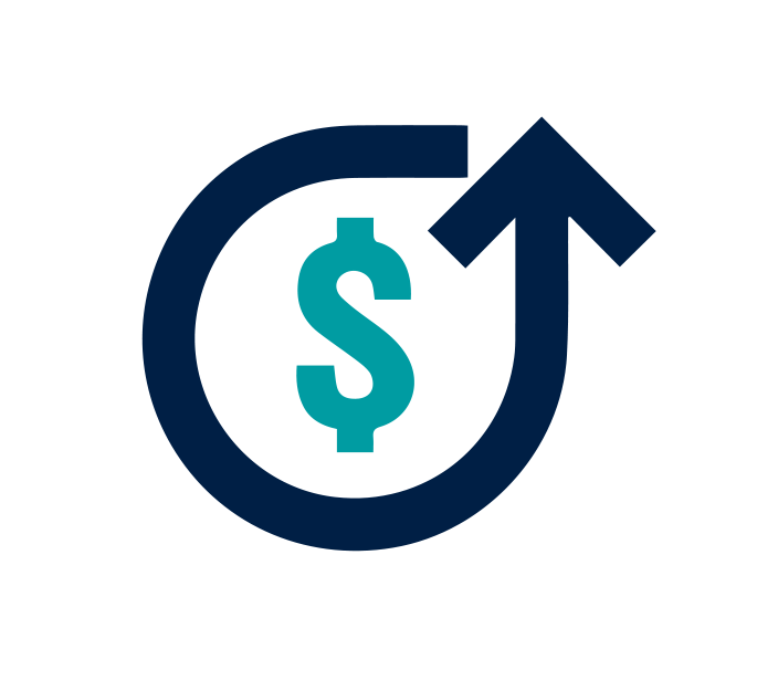 Increased Revenue Icon